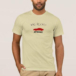 Camiseta Quem balança? IROC