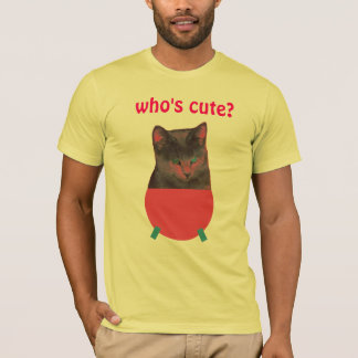 Camiseta Quem é bonito?