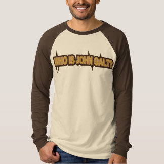 Camiseta Quem é John Galt