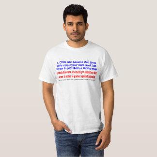 Camiseta Quem é realmente ingrato?