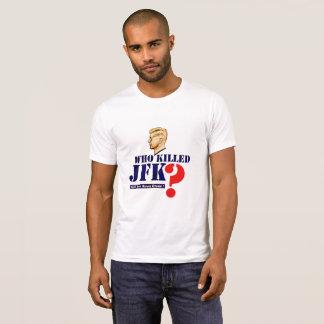 Camiseta Quem matou JFK?