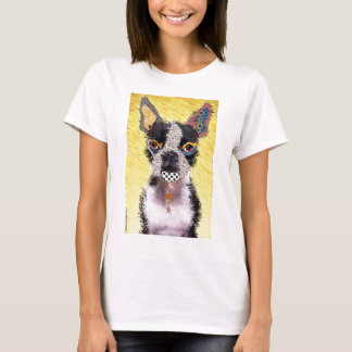 Camiseta Quem não ama Bulldog?