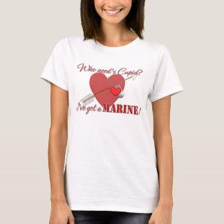 Camiseta Quem o Cupido da necessidade? I've obteve um