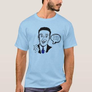 Camiseta Quem soube que eu despejaria ser este