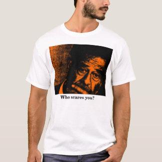Camiseta Quem sustos você?