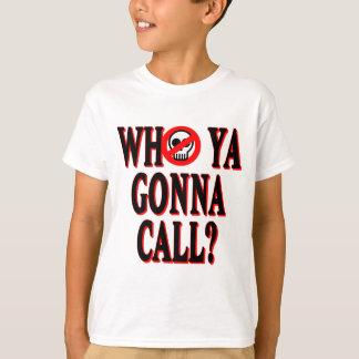 Camiseta Quem ya que vai chamar?