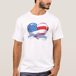 Camiseta Querido americano