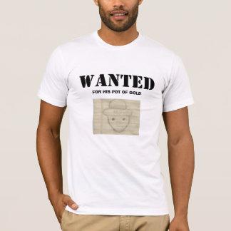 Camiseta Querido: para seu pote de ouro