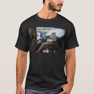 Camiseta Quetzel em Tikal