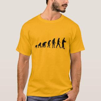 Camiseta Qui da evolução humana TAI