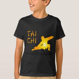 Camiseta Qui da TAI - cultive a harmonia