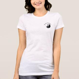 Camiseta QUI da TAI PARA mulheres cabidas SAÚDE