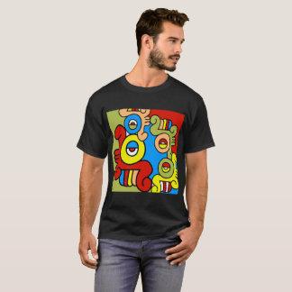 Camiseta Quiahuitl por Jesse Raudales