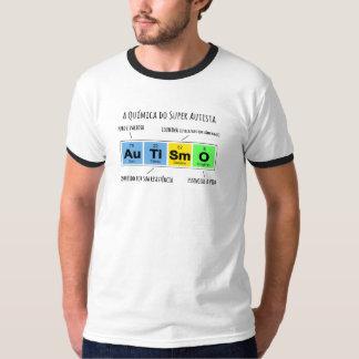 Camiseta Química Autismo