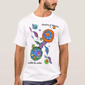 Camiseta Química da atração
