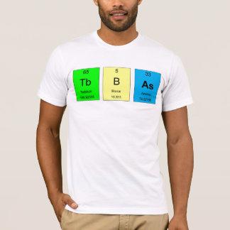 Camiseta Química da tuba