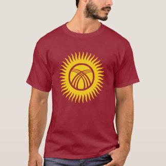 Camiseta Quirguistão Tee