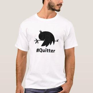 Camiseta Quitter.com
