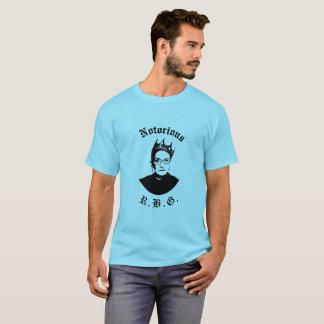 Camiseta R.G.B. notório