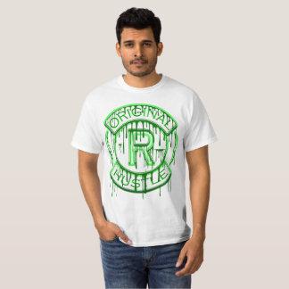 Camiseta R original da convicção Ramírez