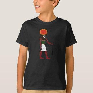 Camiseta Ra o deus egípcio antigo do Sun e reis