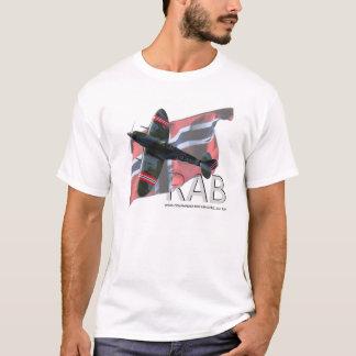 Camiseta RAB - Icebergue do comandante de asa Rolf Arne