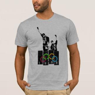 Camiseta raça 1968 para o direito