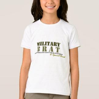 Camiseta Raça Pirralho-Especial militar