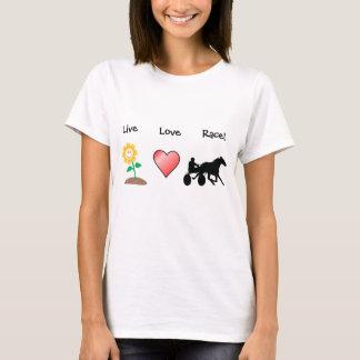 Camiseta Raça viva do amor