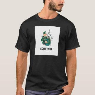 Camiseta rachadura do scottish