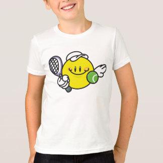 Camiseta Racquetball do smiley