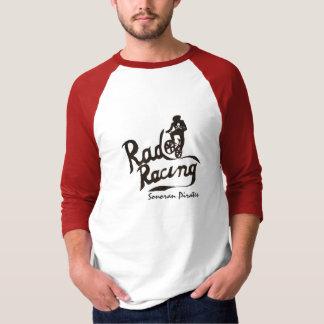 Camiseta RAD que compete o T doce de Bball - piratas de