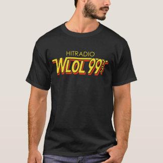 Camiseta Rádio da batida:  99,5 WLOL