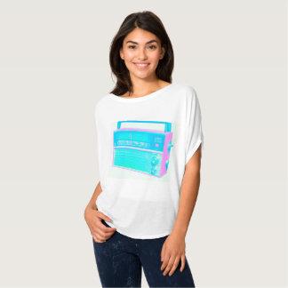 Camiseta Rádio do pop