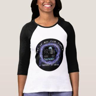 """Camiseta Rádio dos Avatars - """"eu deixei cair uma moeda"""" - T"""