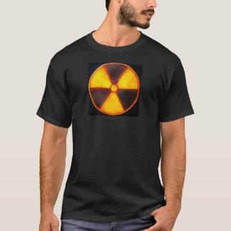 Camiseta radioativo
