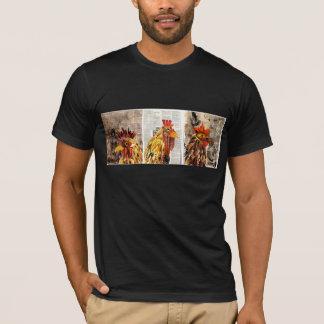 Camiseta Rae, Rowdy e Randell