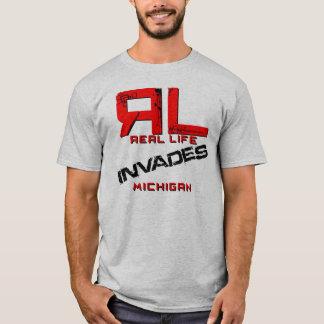 Camiseta ~ Raging 8-15 dos motoristas de domingo