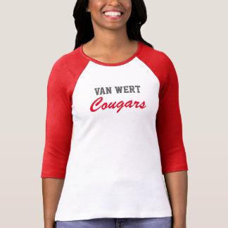 Camiseta Raglan de Van Wert Puma