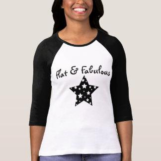 Camiseta Raglan liso & fabuloso