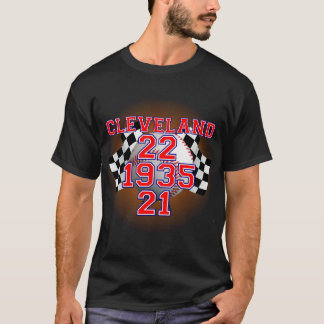Camiseta Raia de vencimento do basebol de Cleveland