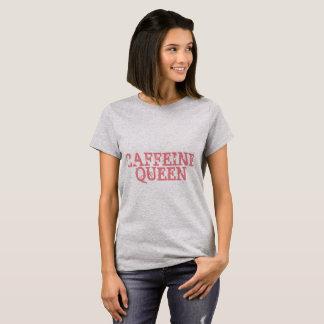 Camiseta Rainha da cafeína