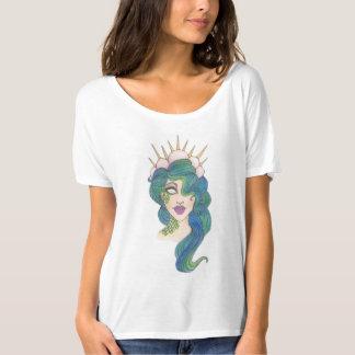 Camiseta Rainha da sereia