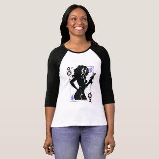 Camiseta Rainha das pás II