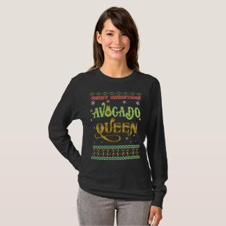 Camiseta Rainha do abacate