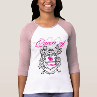 Camiseta rainha do bunco