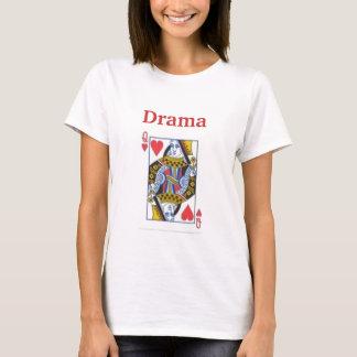 Camiseta Rainha do drama