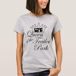 Camiseta Rainha do parque de caravanas