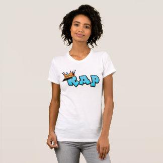Camiseta Rainha do rap