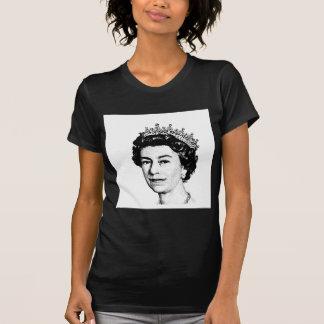 Camiseta Rainha Elizabeth